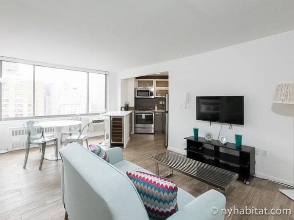 New York - 1 Bedroom apartment - Apartment reference NY-18169