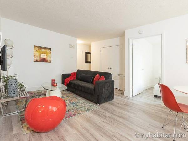 New York - 1 Bedroom apartment - Apartment reference NY-18170