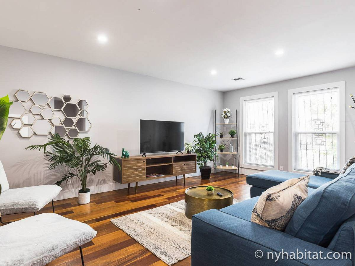 New York - 3 Bedroom apartment - Apartment reference NY-18171
