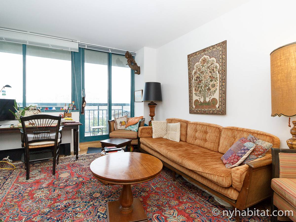 New York - 1 Bedroom apartment - Apartment reference NY-18173