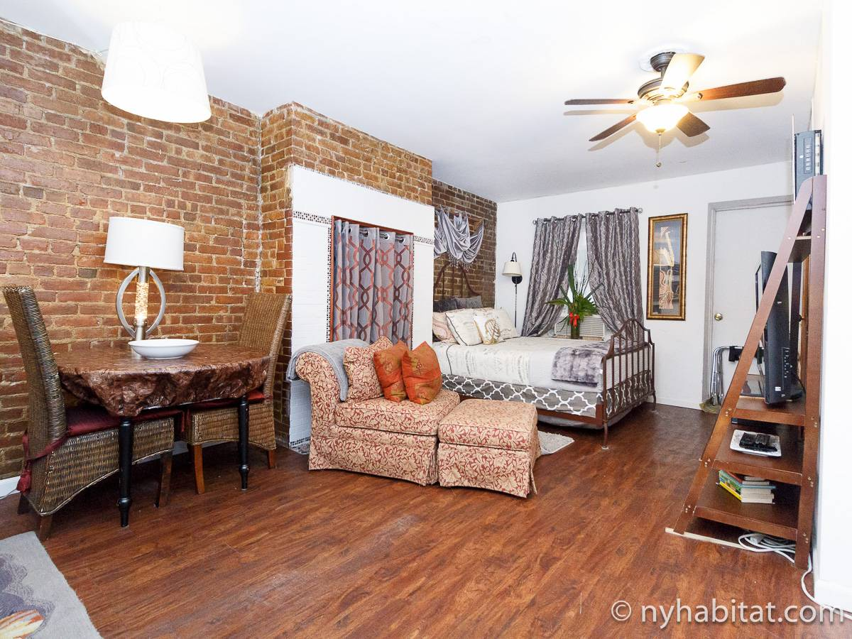 New York - Studio apartment - Apartment reference NY-18174