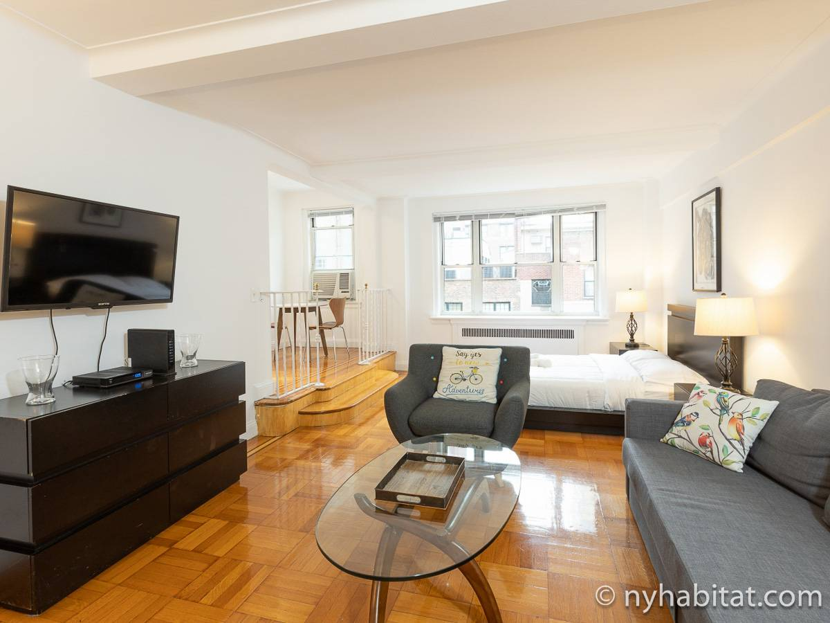 New York - Alcove Studio apartment - Apartment reference NY-18175