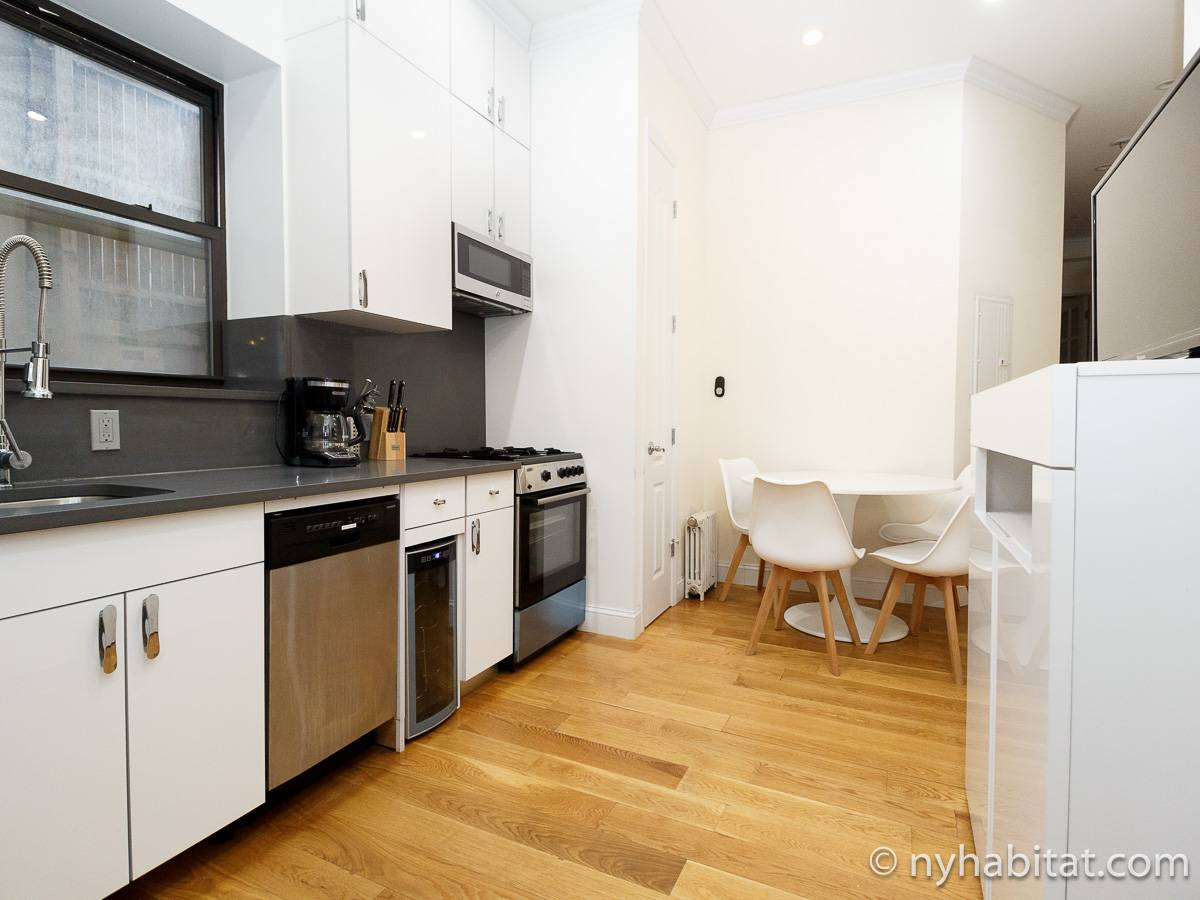 New York - 3 Bedroom apartment - Apartment reference NY-18181