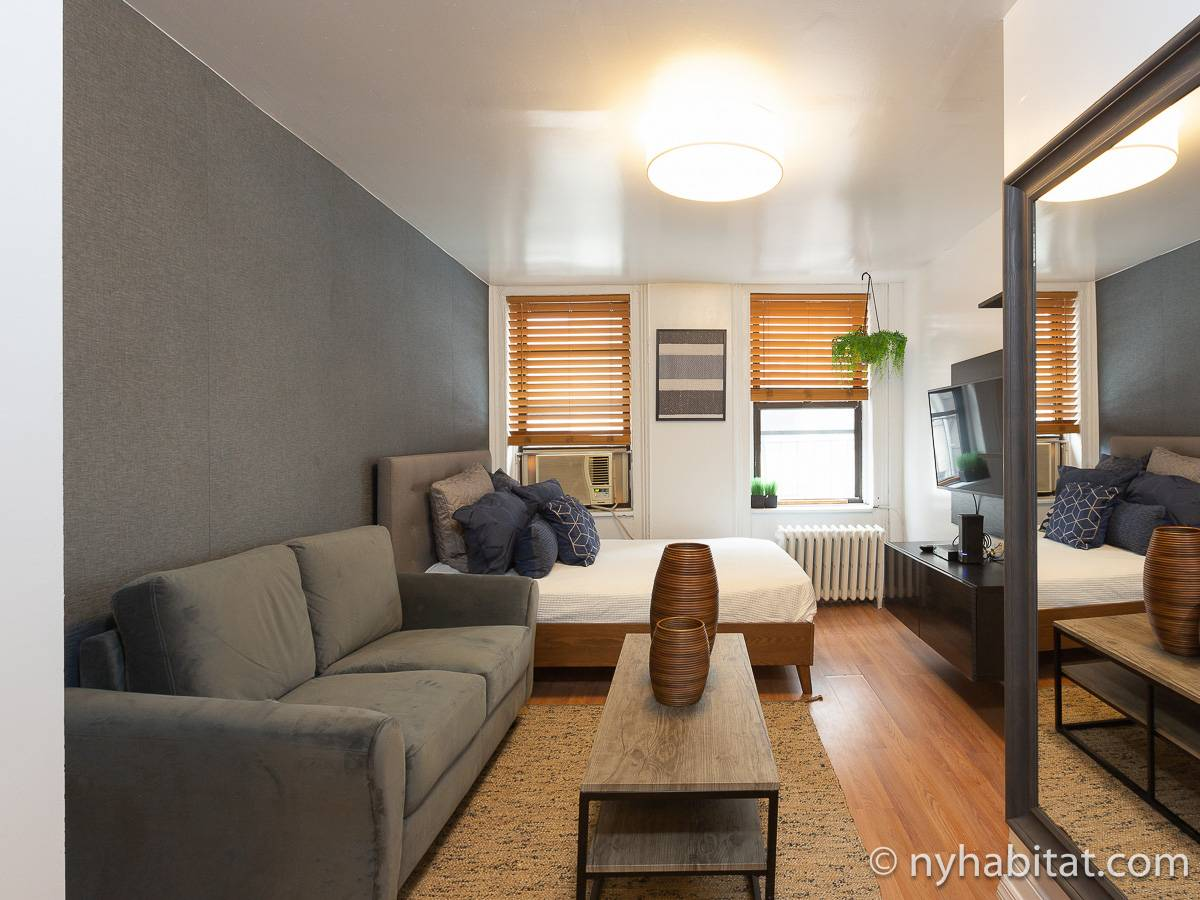 New York - Studio T1 logement location appartement - Appartement référence NY-18183