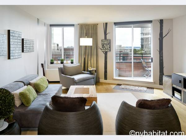 New York - 1 Bedroom apartment - Apartment reference NY-18189