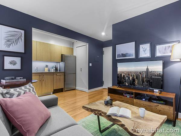New York - Studio apartment - Apartment reference NY-18204