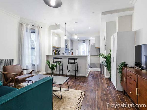 New York - 4 Bedroom roommate share apartment - Apartment reference NY-18206