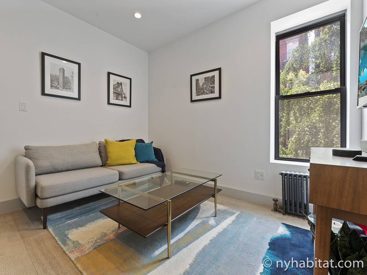New York - 1 Bedroom apartment - Apartment reference NY-18209