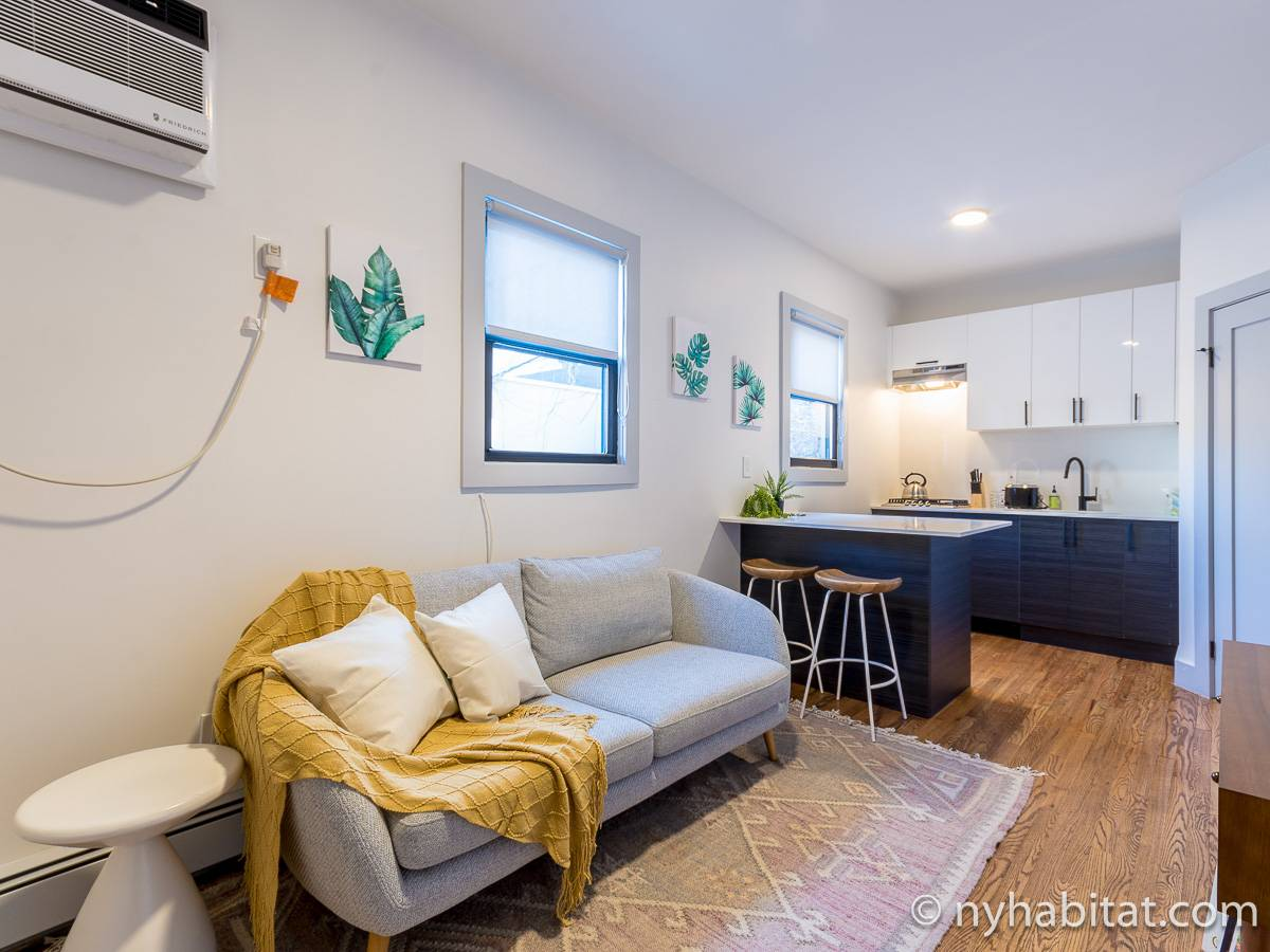 New York - 1 Bedroom apartment - Apartment reference NY-18210