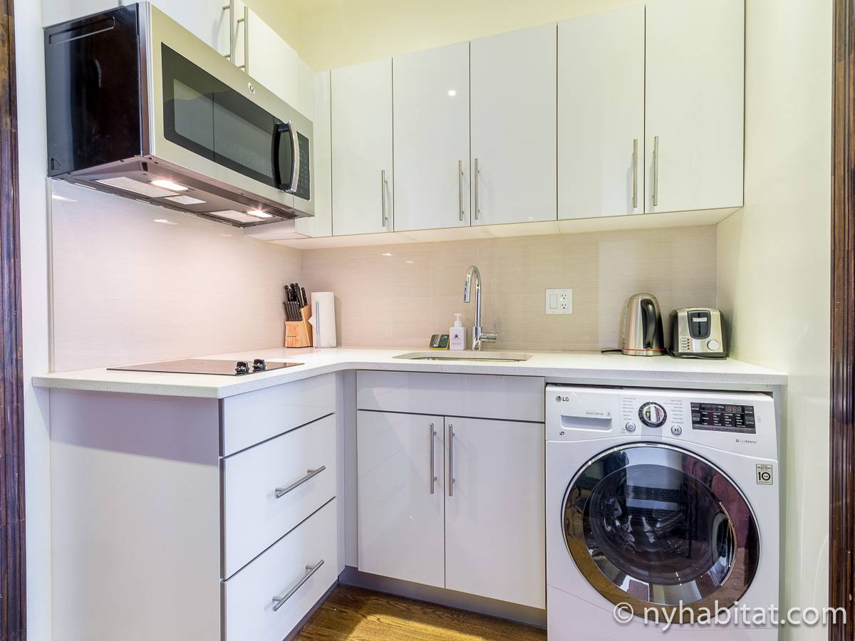 New York - 2 Bedroom apartment - Apartment reference NY-18221