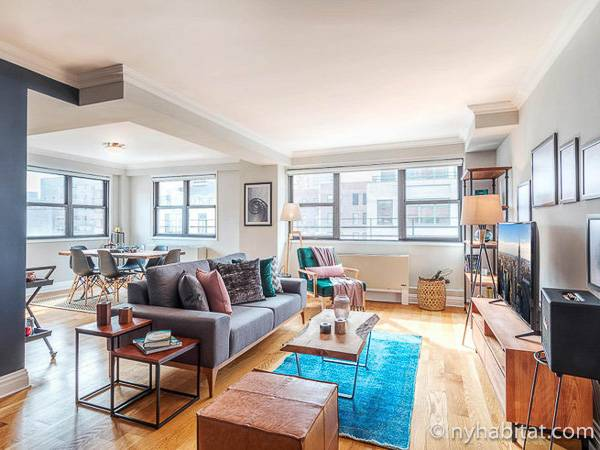 New York - 1 Bedroom apartment - Apartment reference NY-18222