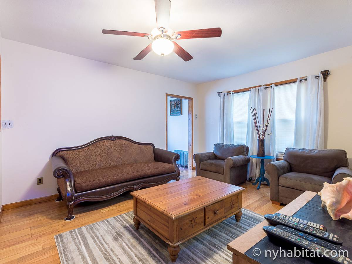 New York - 3 Bedroom accommodation - Apartment reference NY-18224