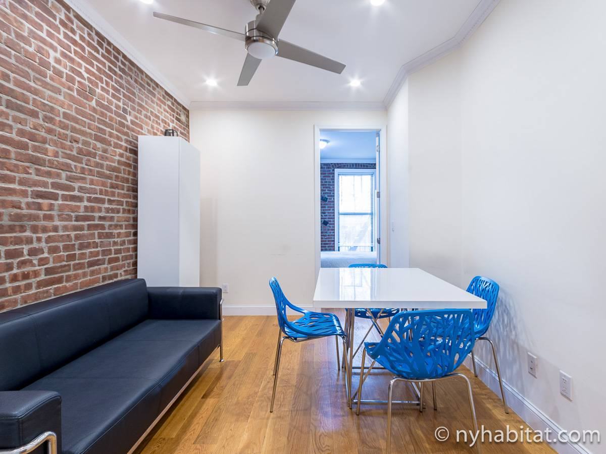 New York - 4 Bedroom apartment - Apartment reference NY-18225