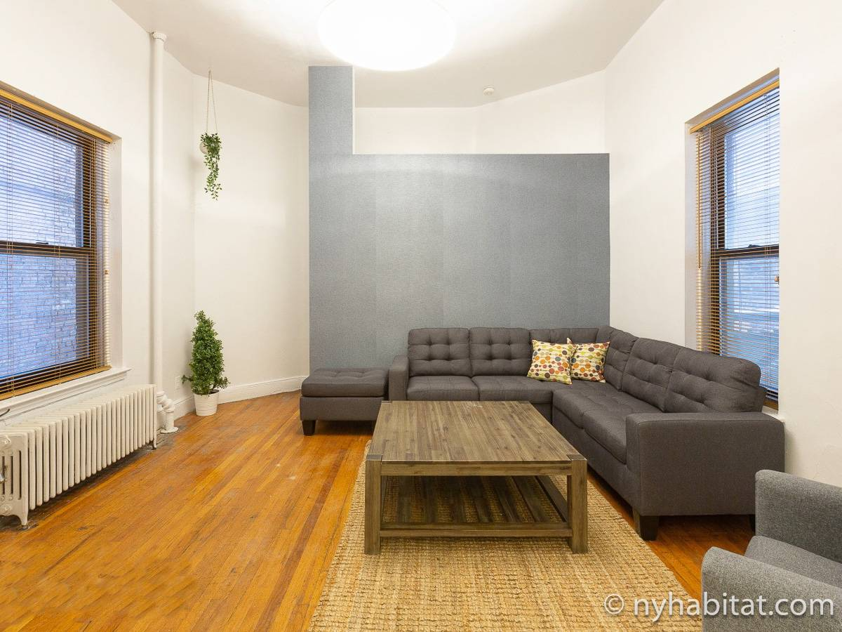 New York - 4 Bedroom apartment - Apartment reference NY-18228