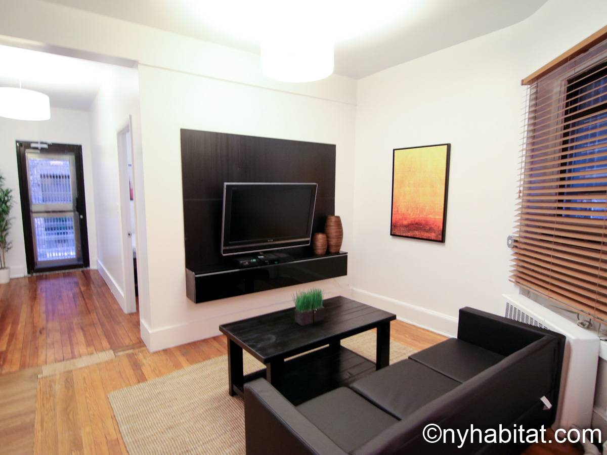 New York - 4 Bedroom roommate share apartment - Apartment reference NY-18232