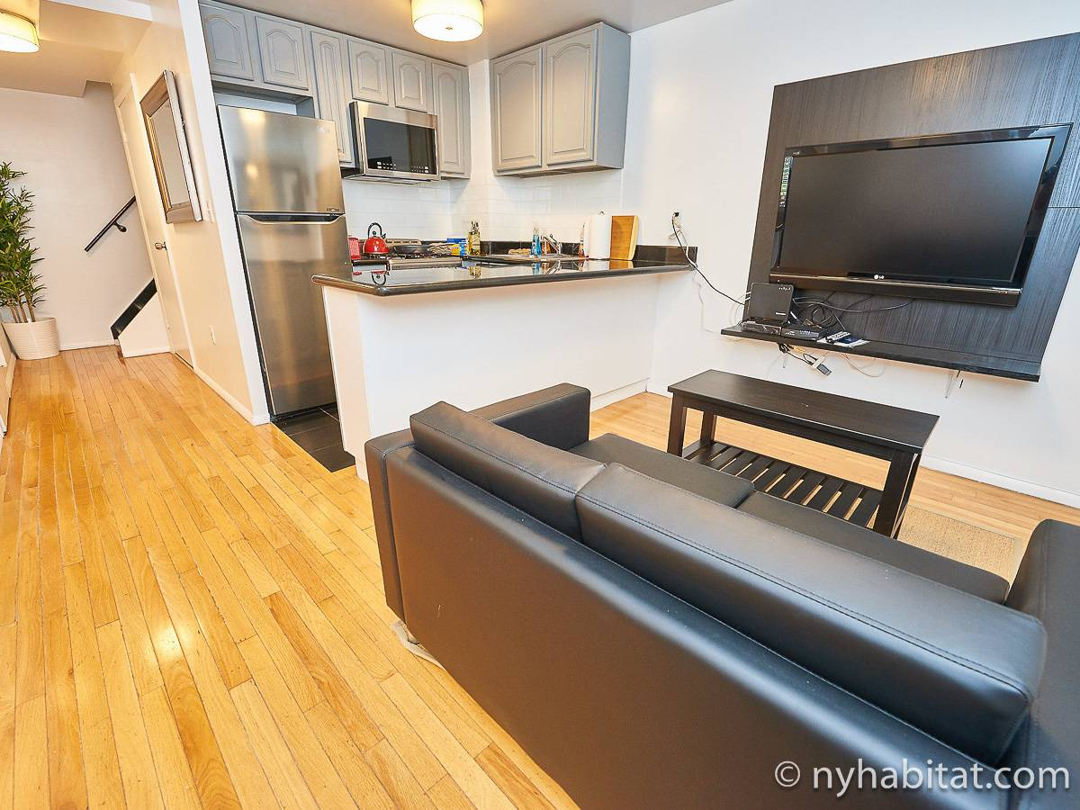 New York - 3 Bedroom roommate share apartment - Apartment reference NY-18234