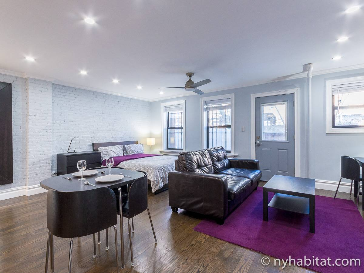 New York - Studio T1 logement location appartement - Appartement référence NY-18244