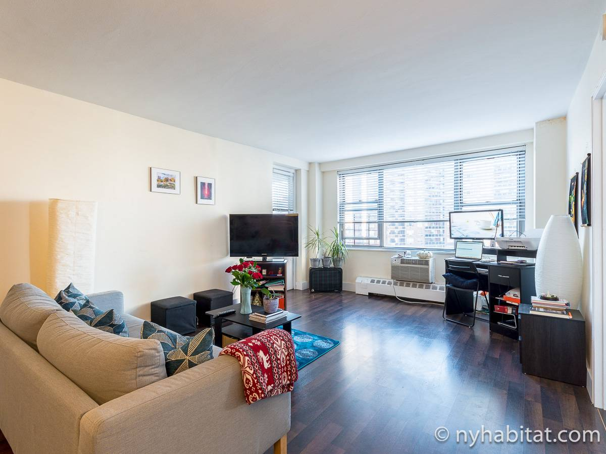 New York - 3 Bedroom roommate share apartment - Apartment reference NY-18246