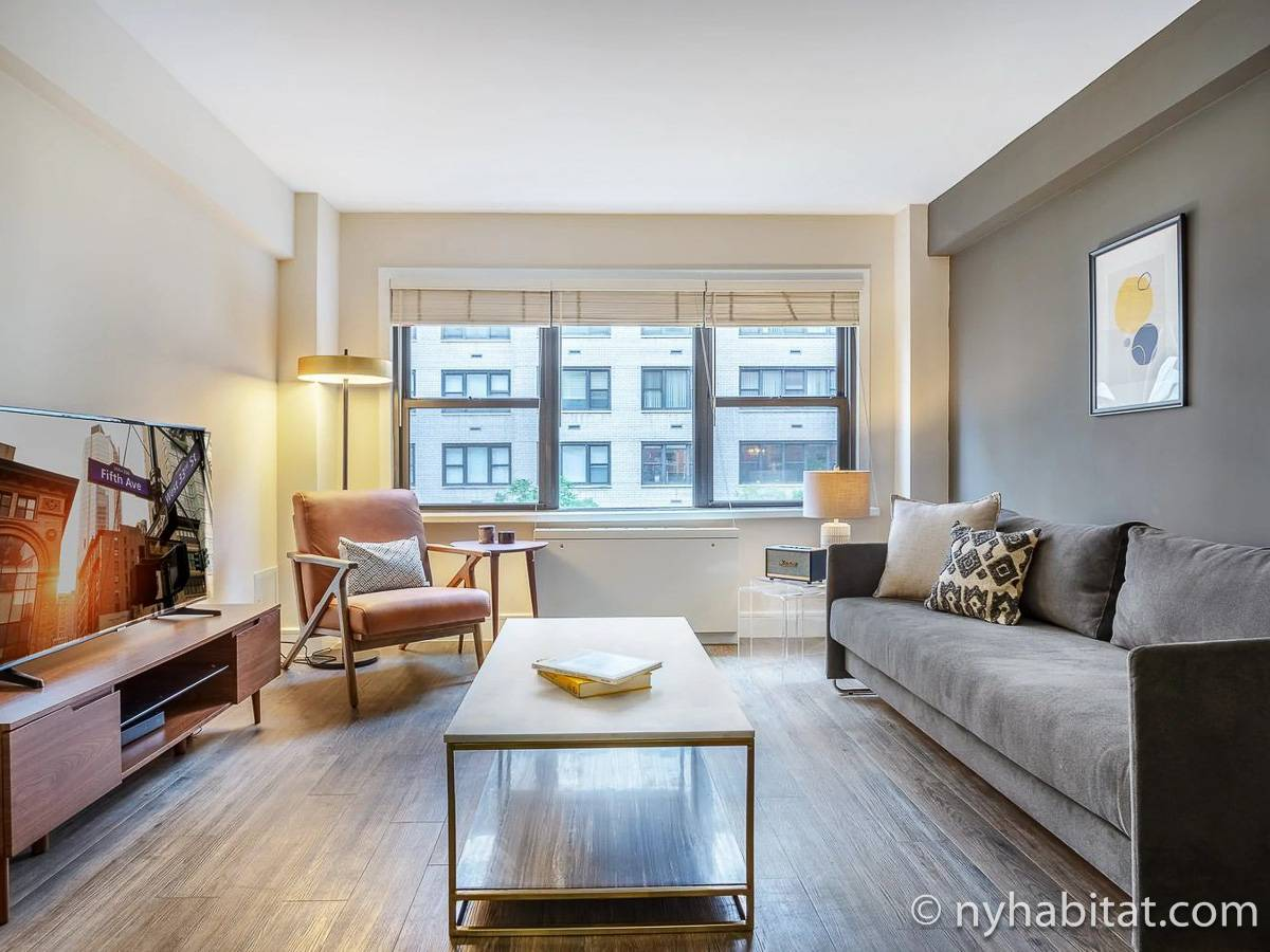 New York - 1 Bedroom apartment - Apartment reference NY-18257