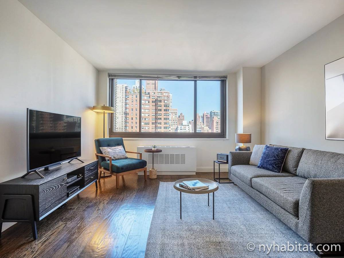 New York - 1 Bedroom apartment - Apartment reference NY-18258