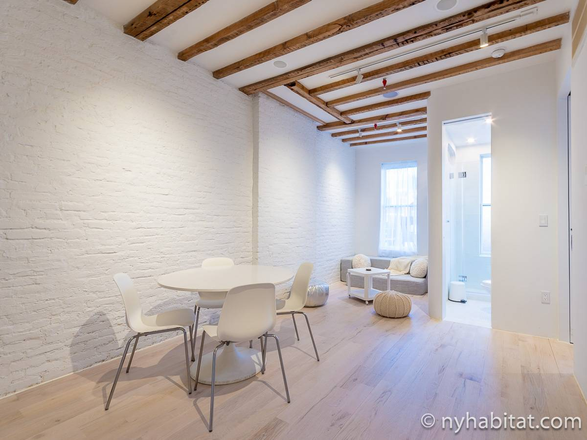 New York - 1 Bedroom apartment - Apartment reference NY-18259