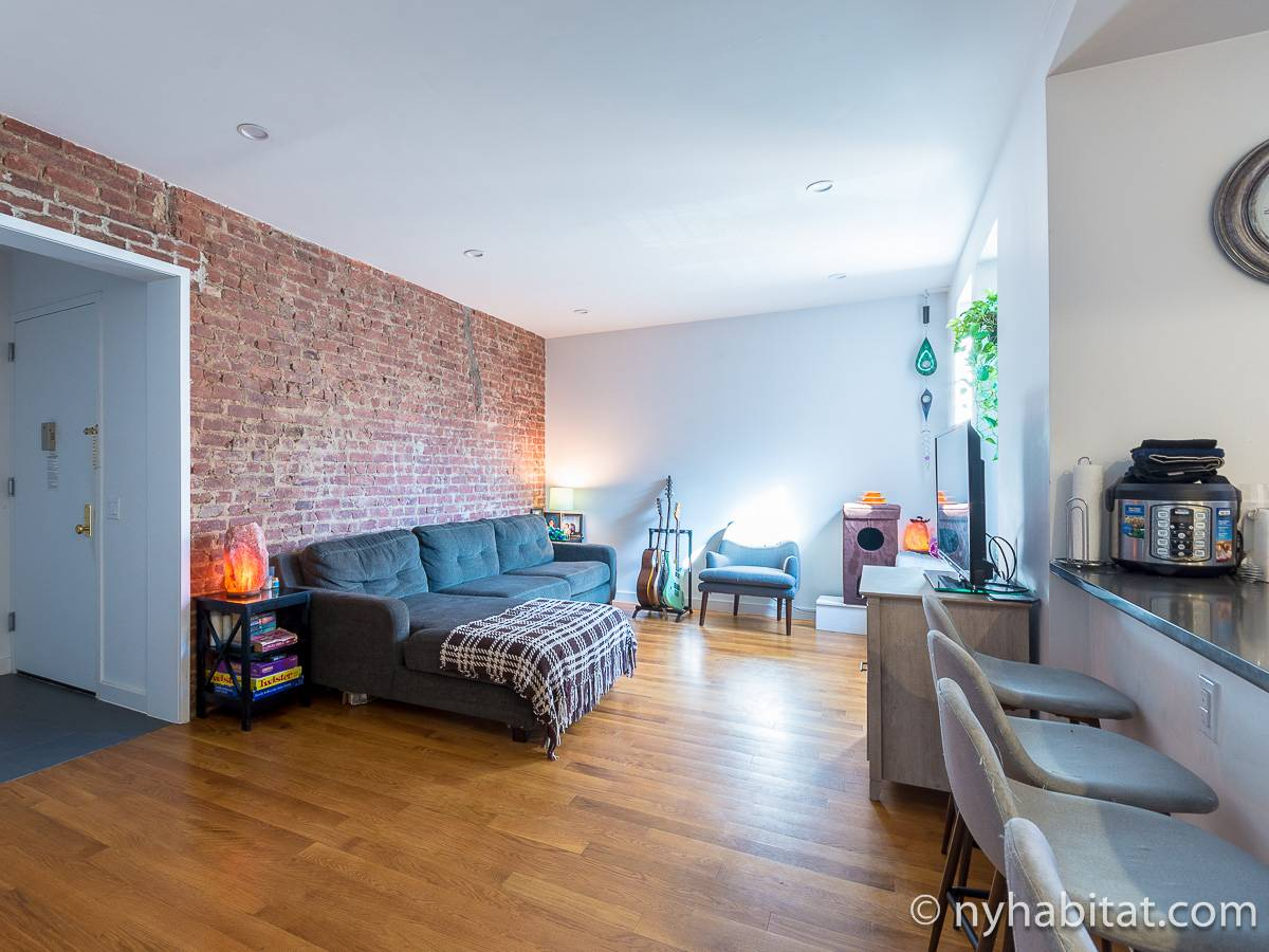 New York - 3 Bedroom roommate share apartment - Apartment reference NY-18260