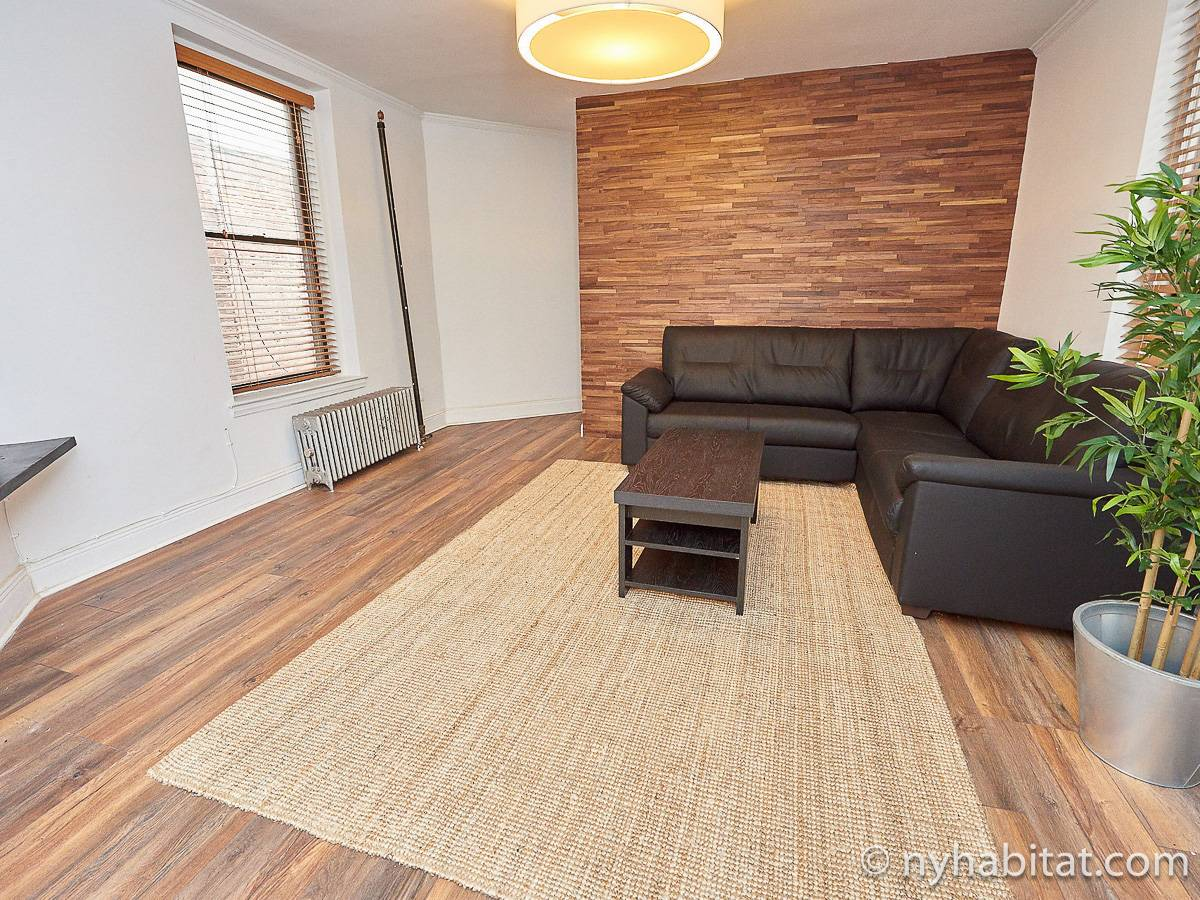 New York - 4 Bedroom roommate share apartment - Apartment reference NY-18262