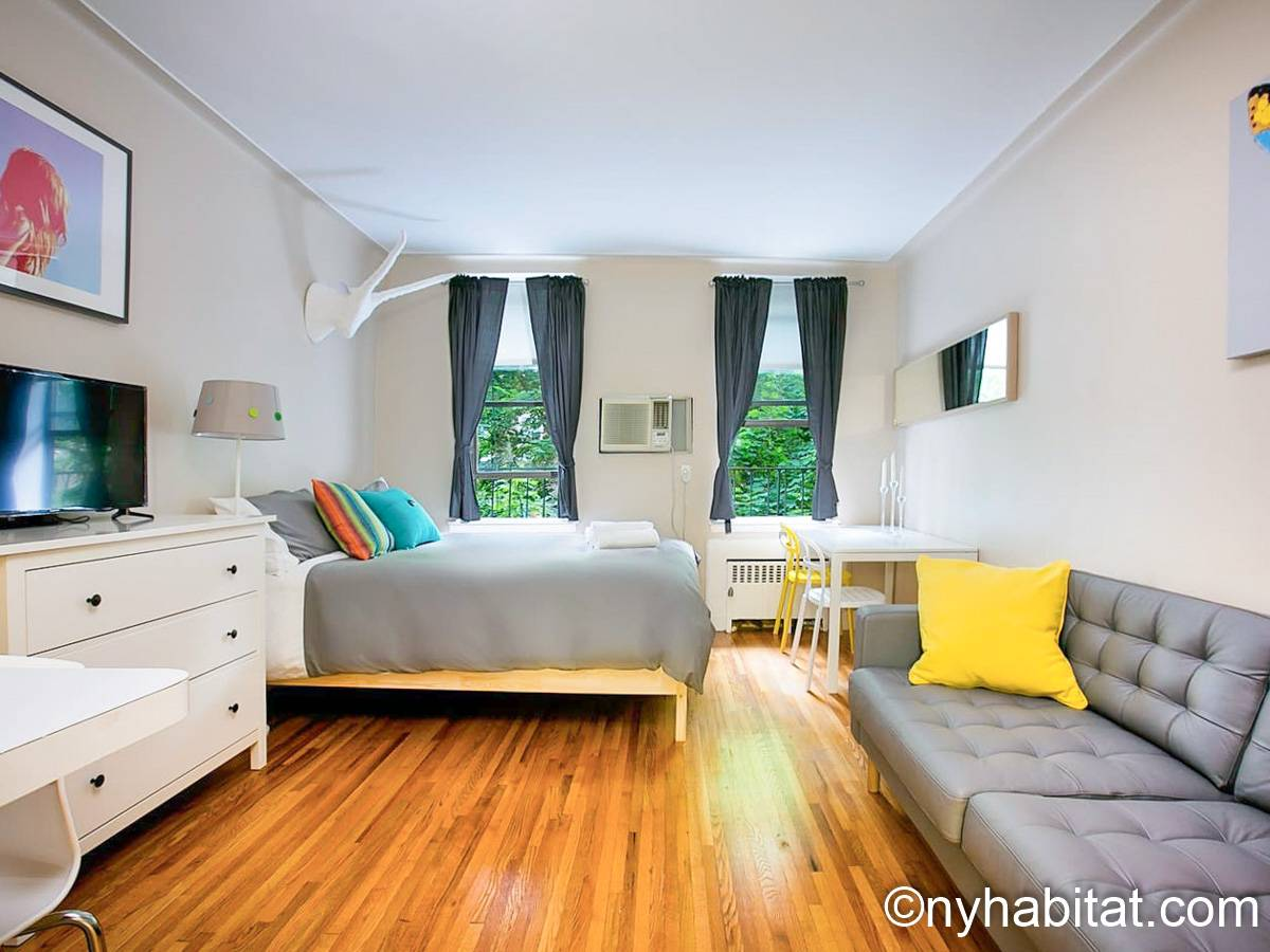 New York - Studio T1 logement location appartement - Appartement référence NY-18267