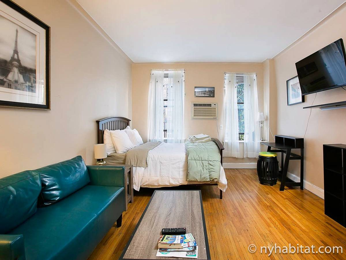 New York - Studio apartment - Apartment reference NY-18270