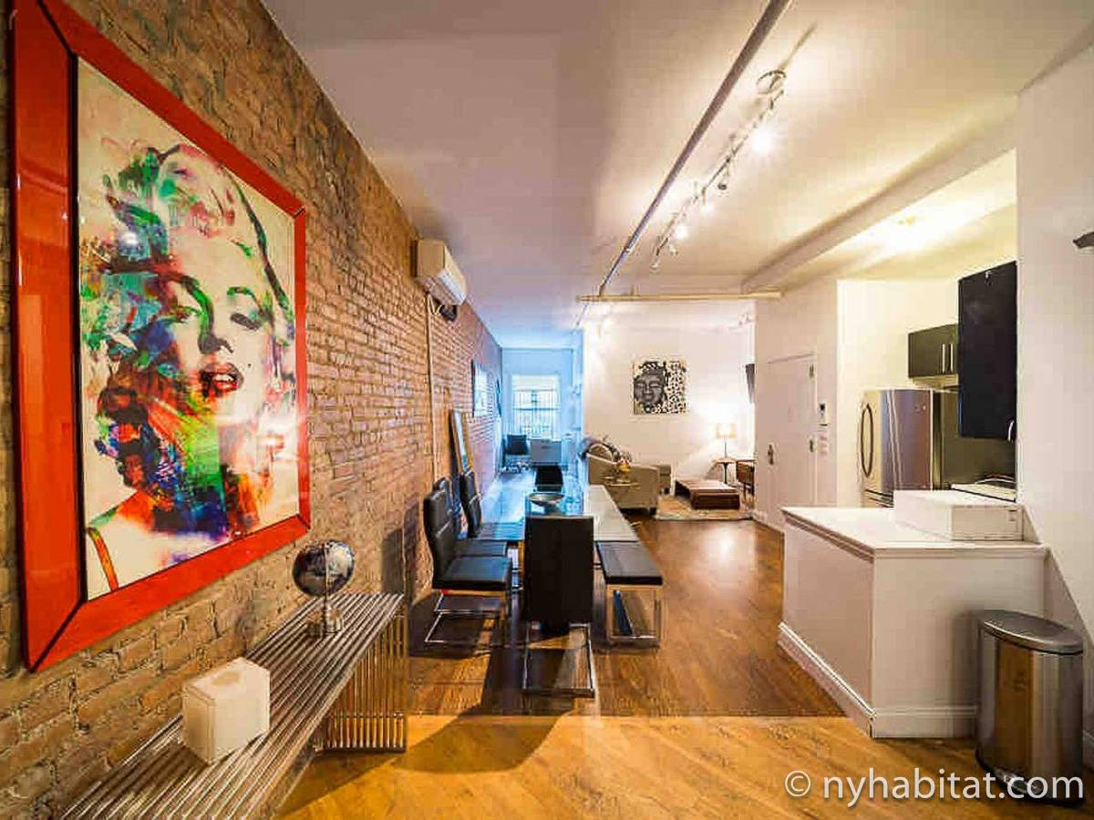 Appartamento a New York - 4 Camere da letto - Soho (NY-18292)