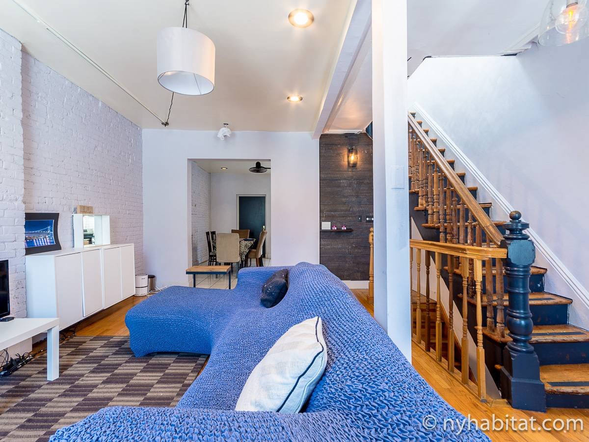 New York - 3 Bedroom accommodation - Apartment reference NY-18294