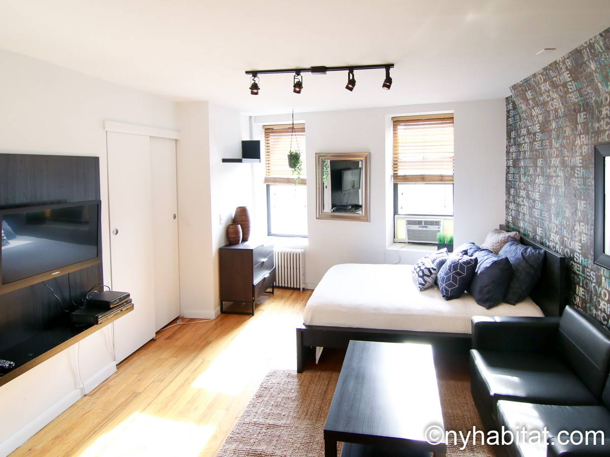 New York - Studio apartment - Apartment reference NY-18296
