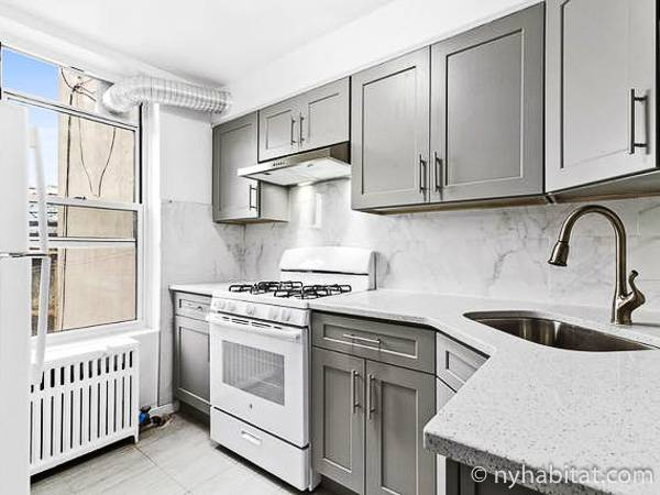 New York - 4 Bedroom roommate share apartment - Apartment reference NY-18301