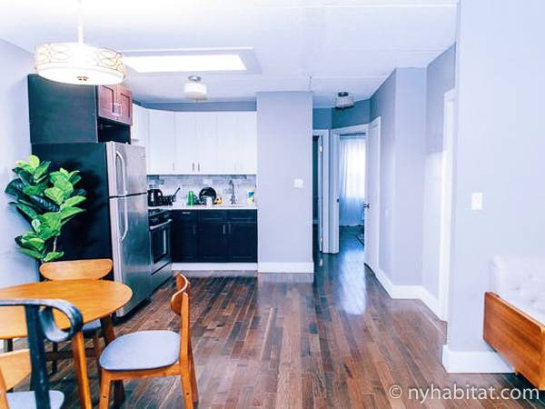 New York - 4 Bedroom roommate share apartment - Apartment reference NY-18302