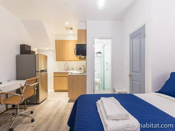 New York - Studio T1 logement location appartement - Appartement référence NY-18309