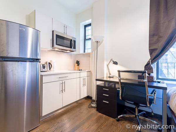 New York - Studio apartment - Apartment reference NY-18314