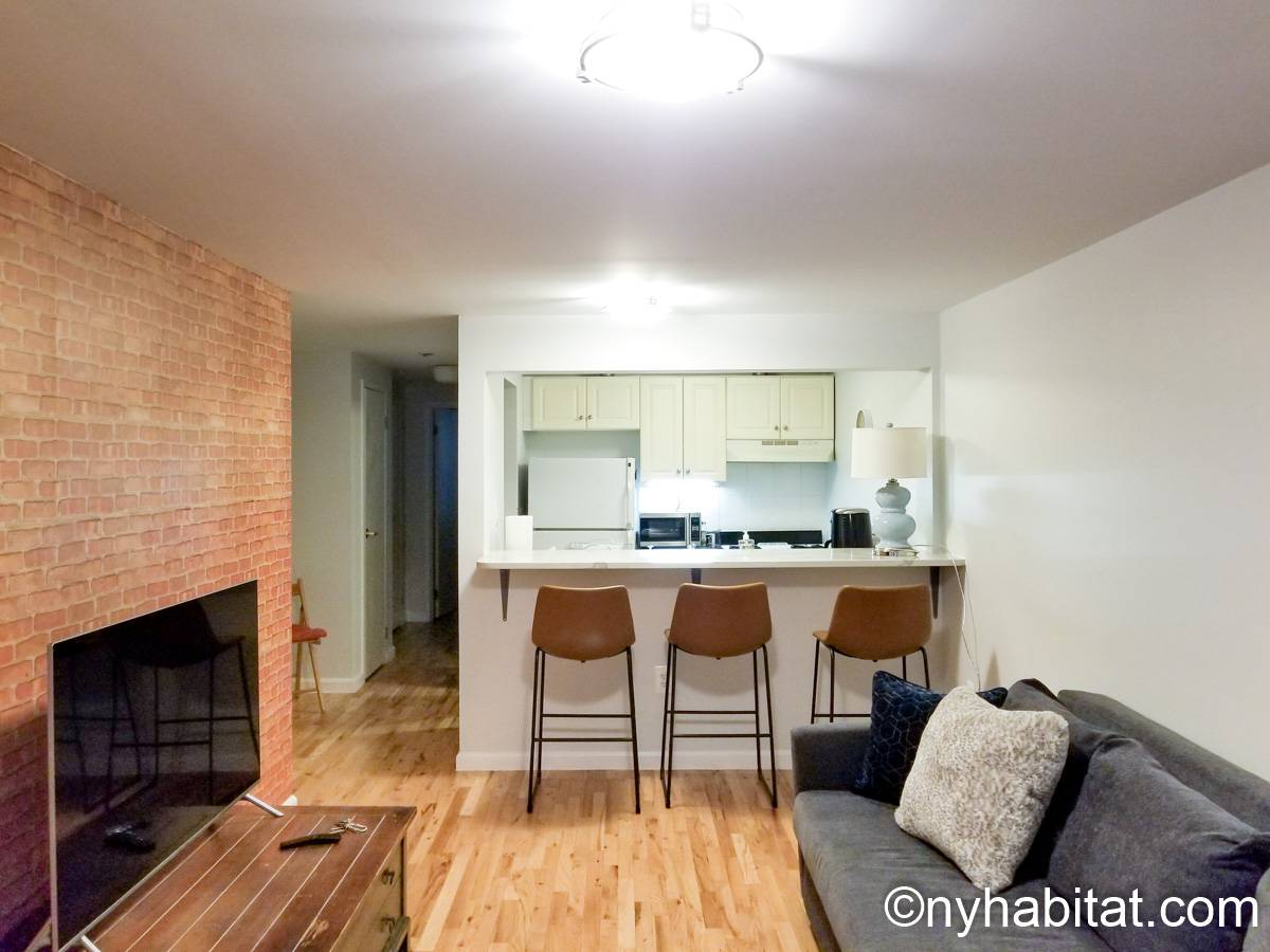 New York - 1 Bedroom apartment - Apartment reference NY-18325