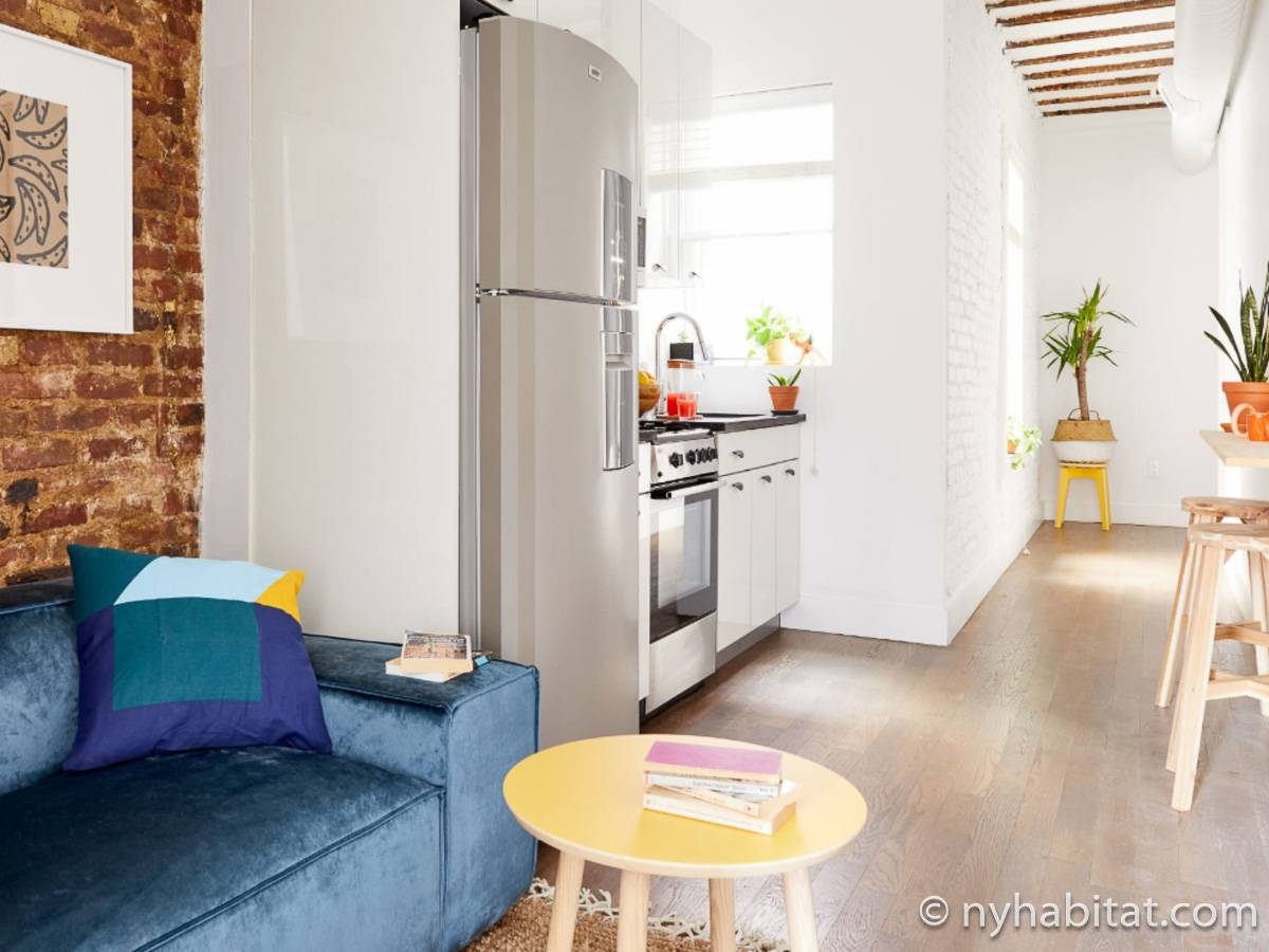 New York - 3 Bedroom apartment - Apartment reference NY-18326