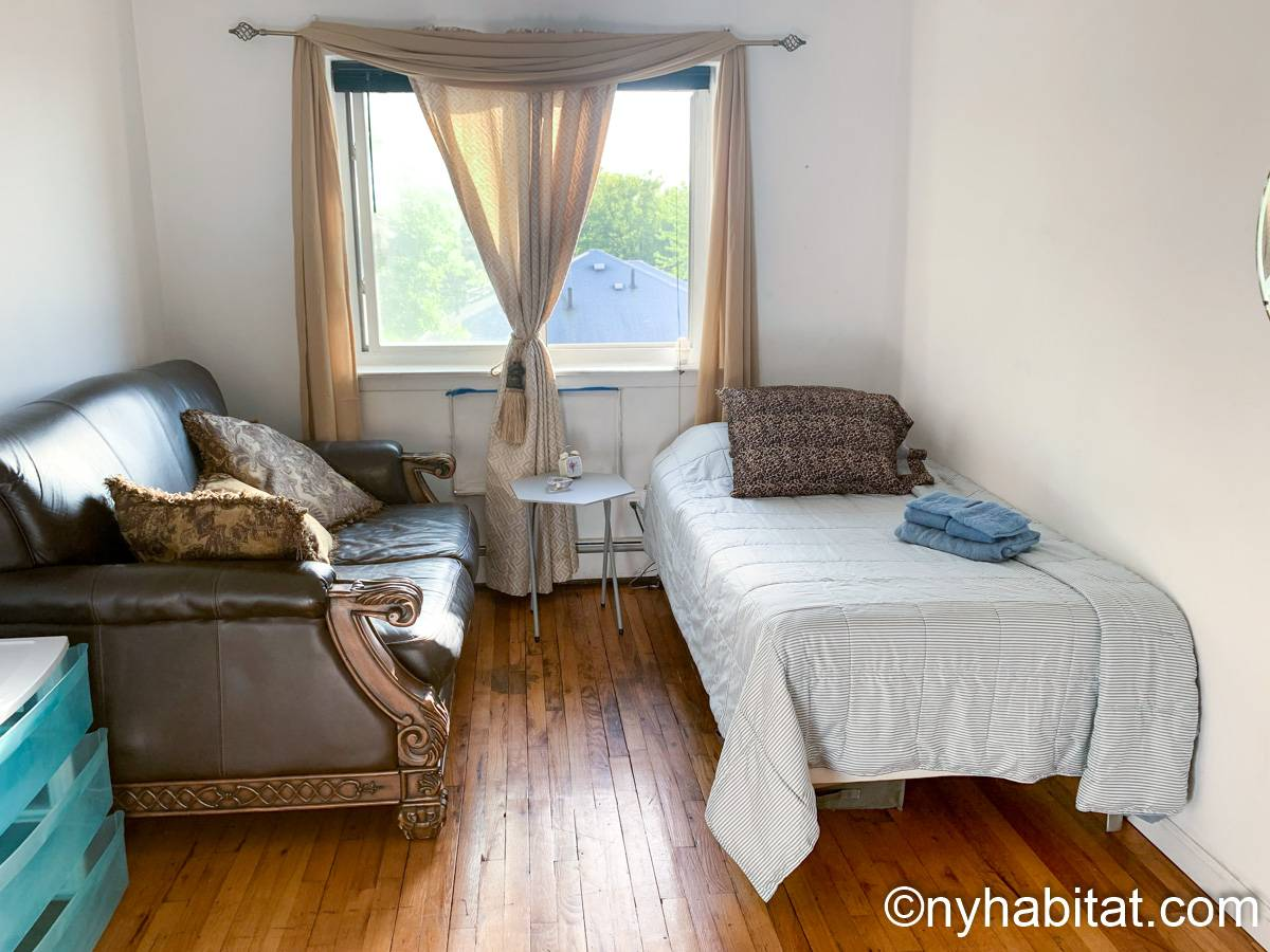 New York - 4 Bedroom roommate share apartment - Apartment reference NY-18329