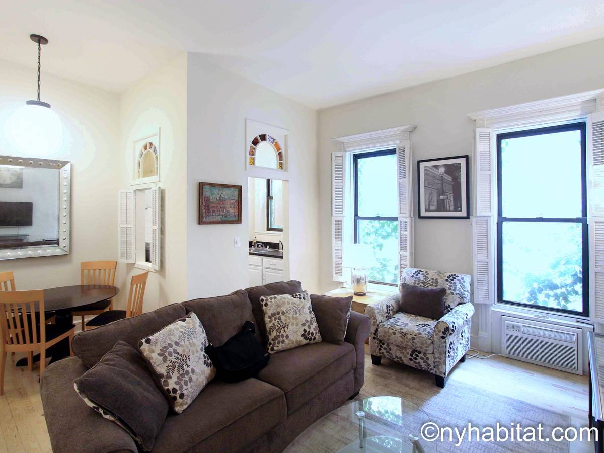 New York - 1 Bedroom apartment - Apartment reference NY-18332
