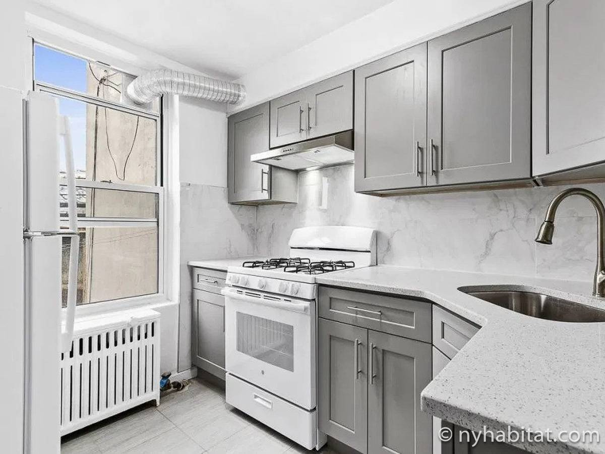 New York - 4 Bedroom roommate share apartment - Apartment reference NY-18339