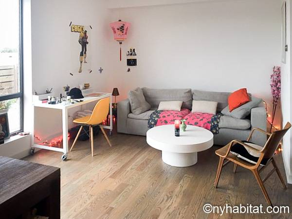 New York - 1 Bedroom apartment - Apartment reference NY-18342