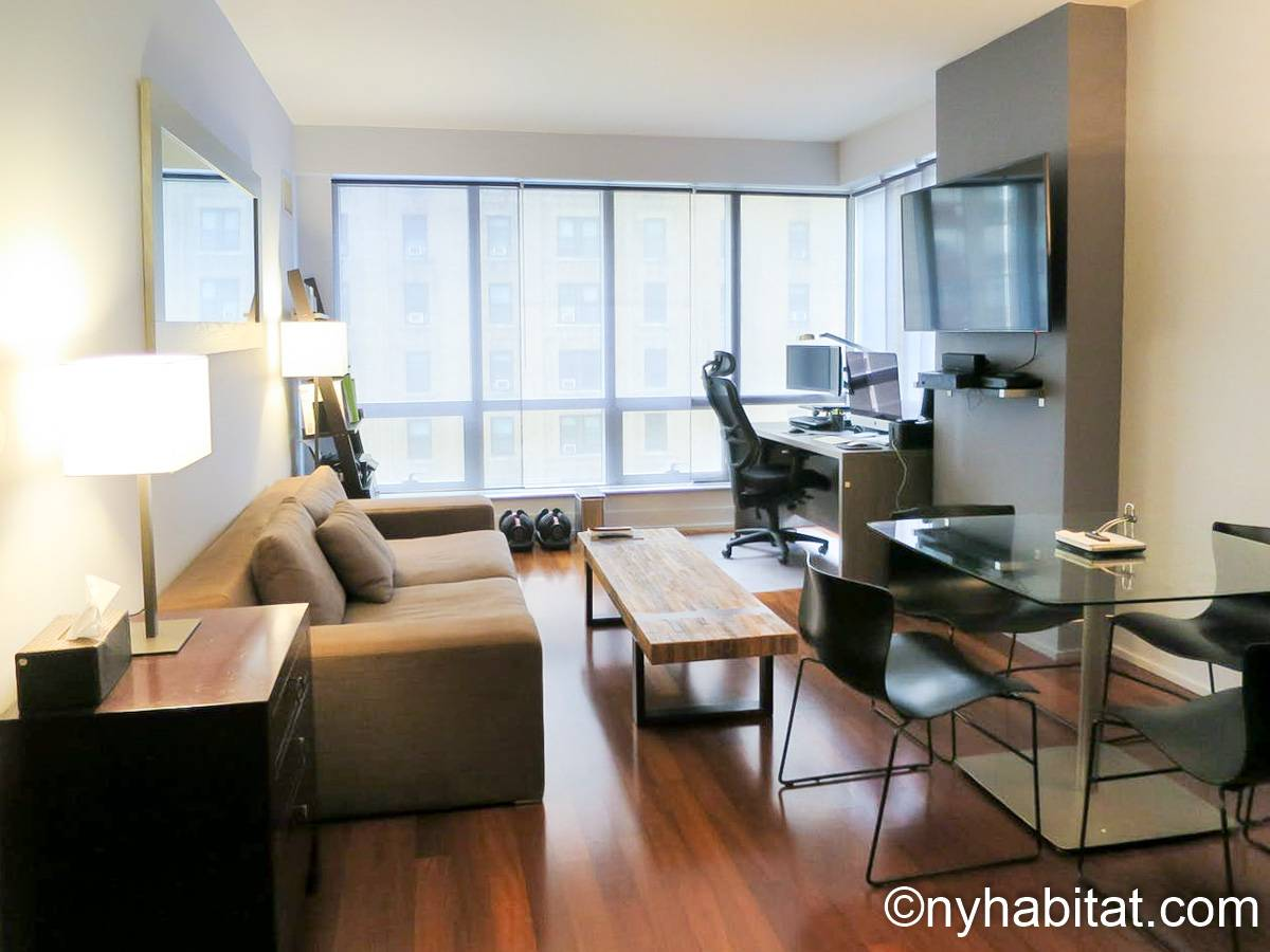New York - 1 Bedroom apartment - Apartment reference NY-18344