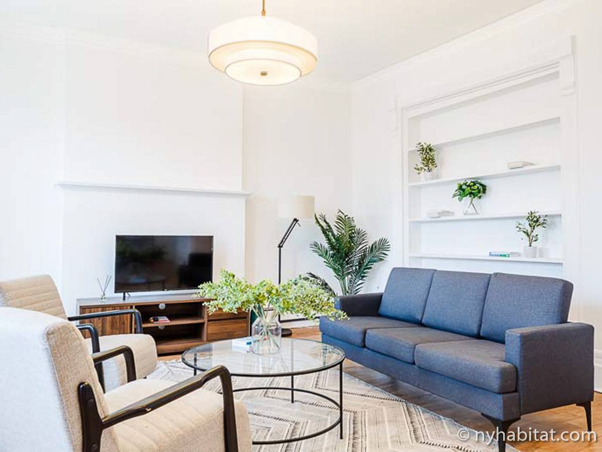 New York - 4 Bedroom roommate share apartment - Apartment reference NY-18347