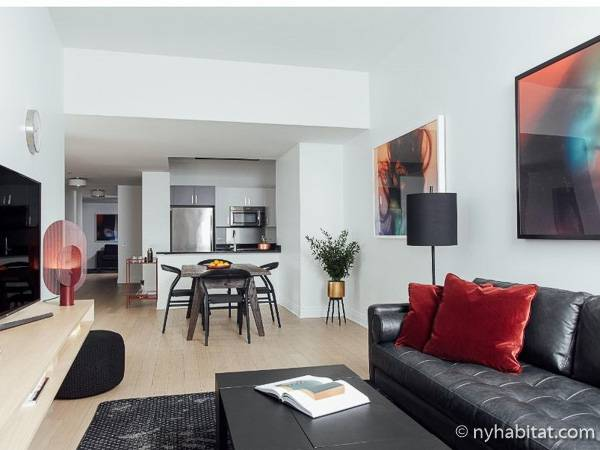 New York - 1 Bedroom accommodation - Apartment reference NY-18355
