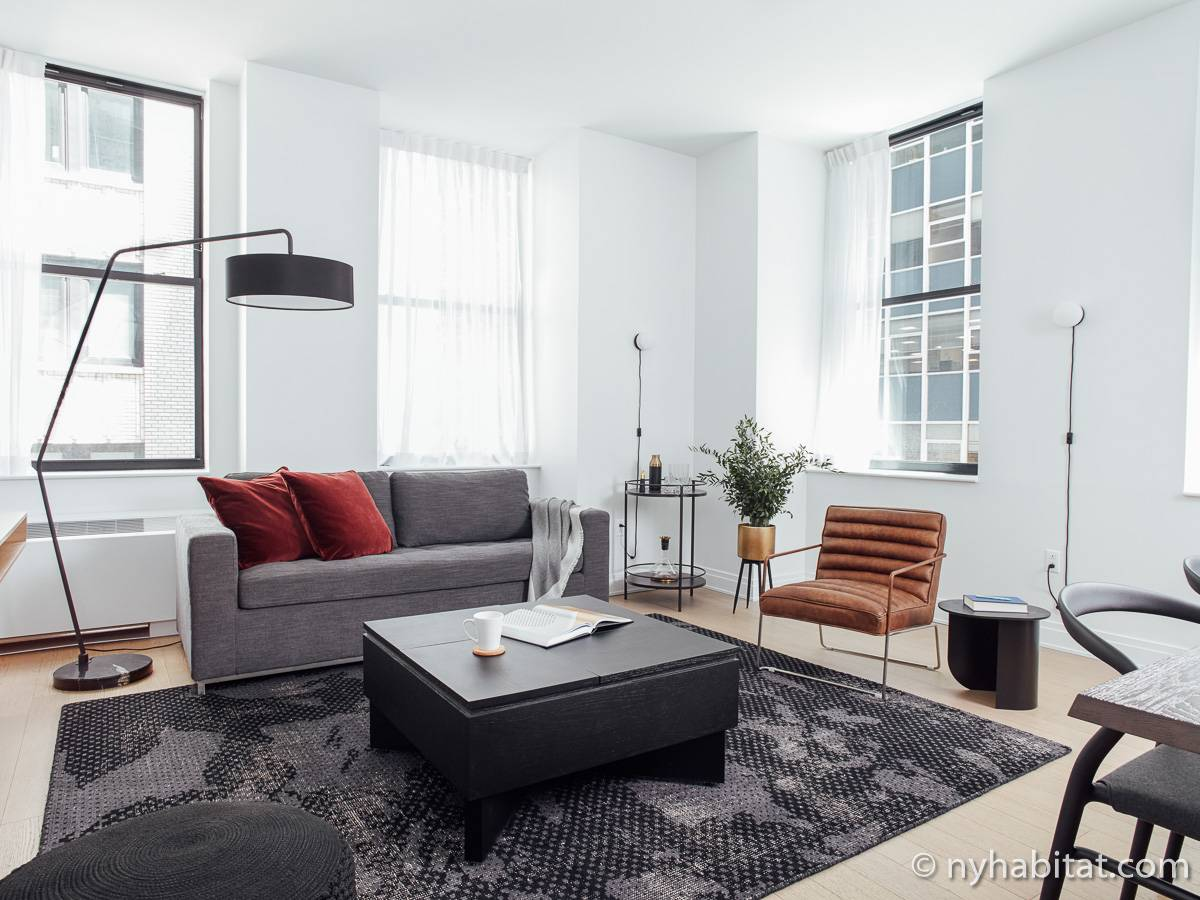 New York - 2 Bedroom accommodation - Apartment reference NY-18357