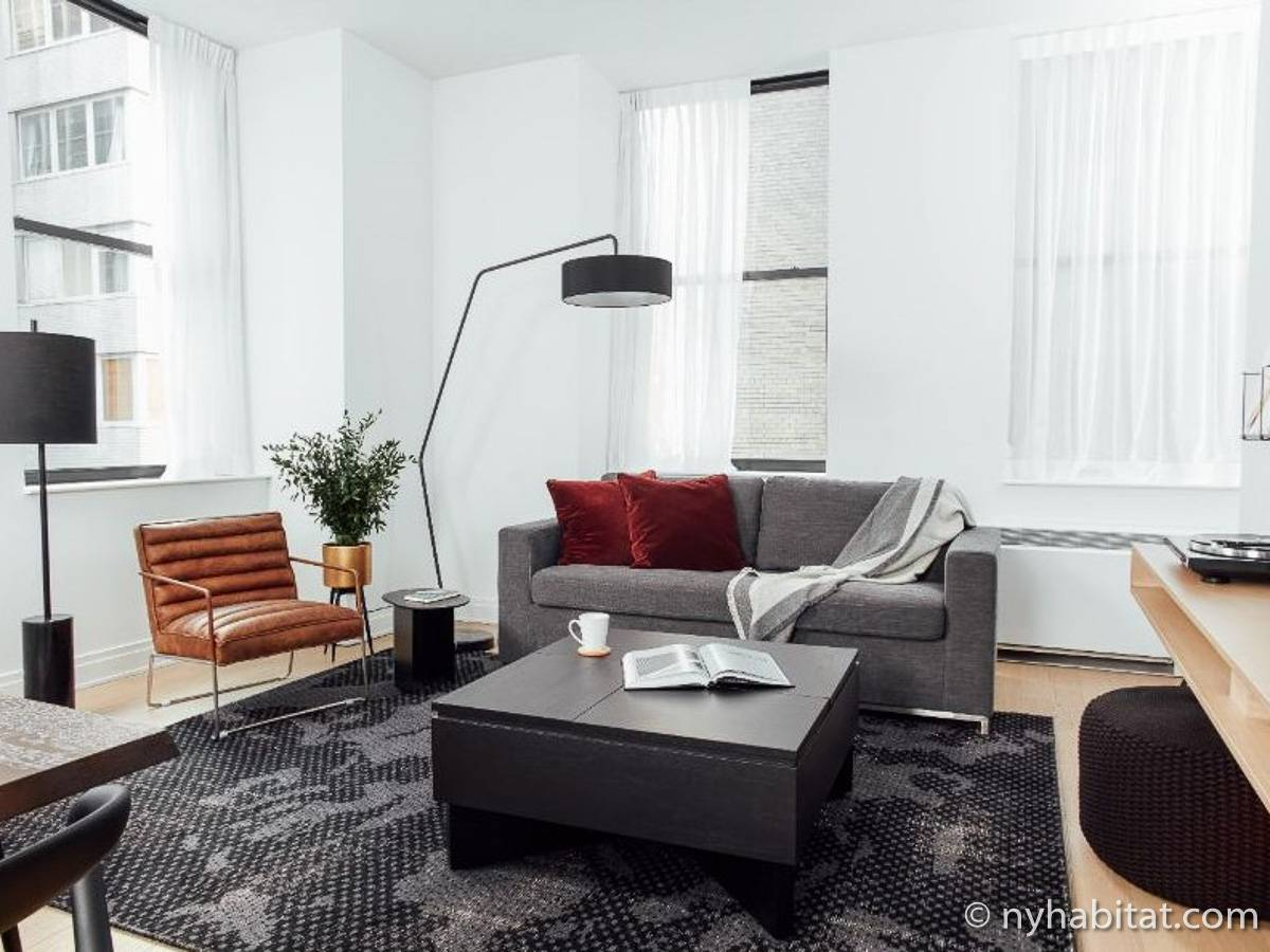 New York - 2 Bedroom accommodation - Apartment reference NY-18358