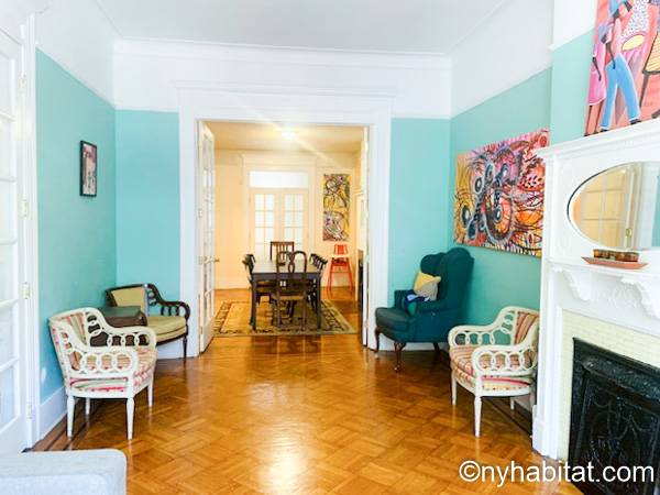 New York - 4 Bedroom apartment - Apartment reference NY-18361