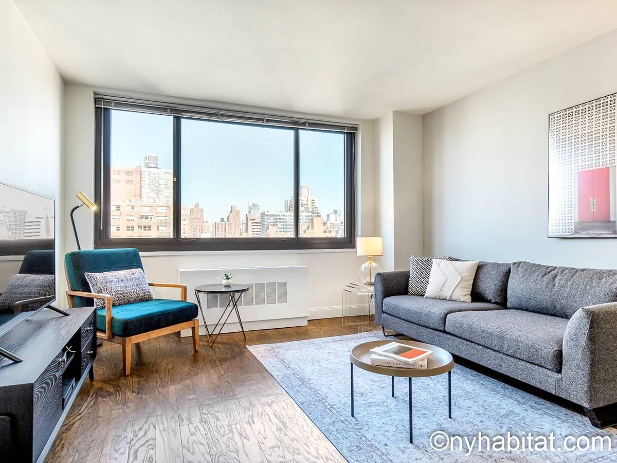 New York - 1 Bedroom apartment - Apartment reference NY-18371