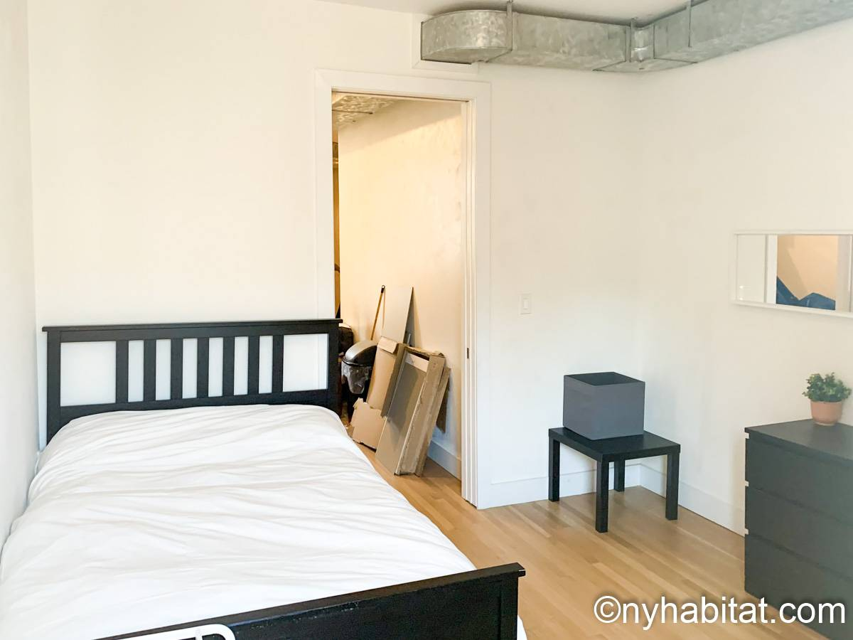 New York - 3 Bedroom roommate share apartment - Apartment reference NY-18377
